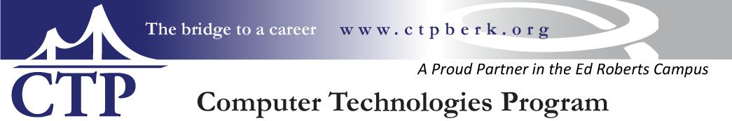 Computer Technologies Program